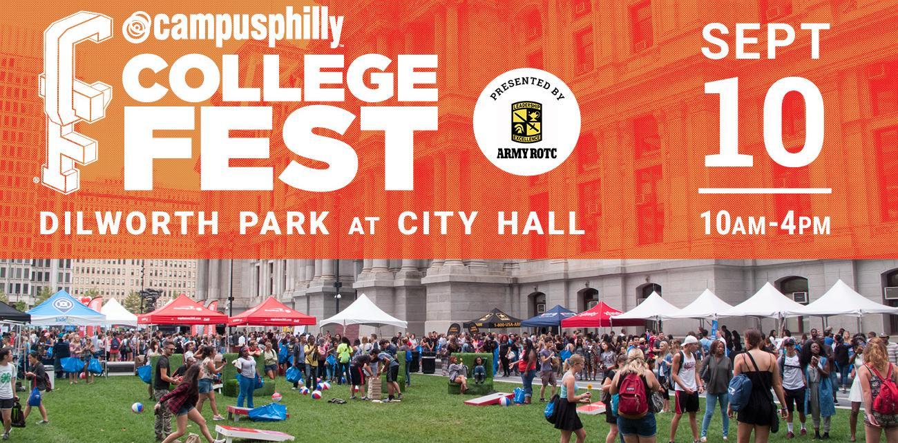 CollegeFest in Philadelphia