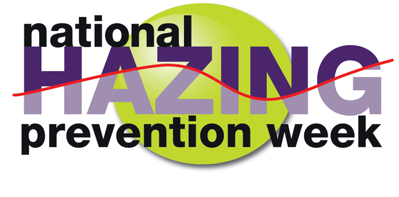 National Hazing Prevention Week Logo