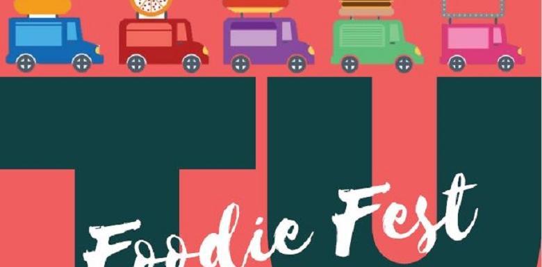 TU Foodie Fest Logo