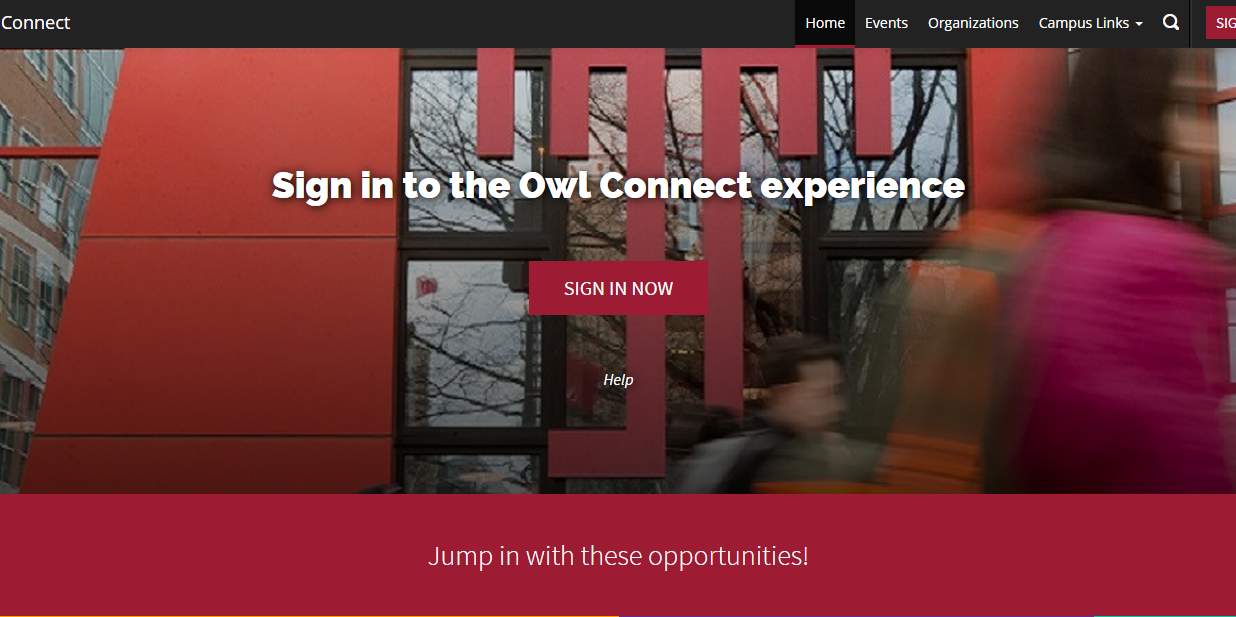 Owl Connect screen shot
